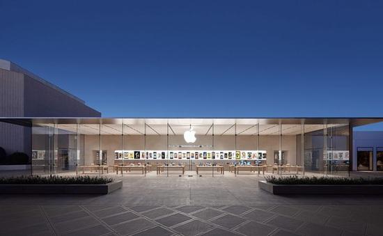 Đầu tháng 5, Apple Store mới mở cửa trở lại