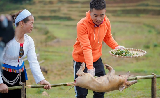Ẩm thực kỳ thú: Duy Nam lần đầu bắt lợn, Mạc Văn Khoa lên núi hái măng