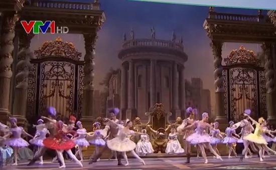 Nhà hát Lớn Moscow công diễn online