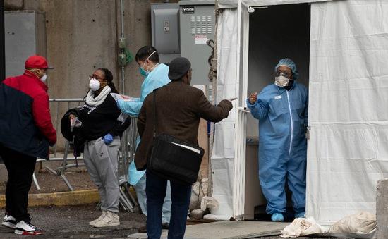 Mỹ ghi nhận số ca tử vong do COVID-19 cao nhất toàn cầu trong 24 giờ