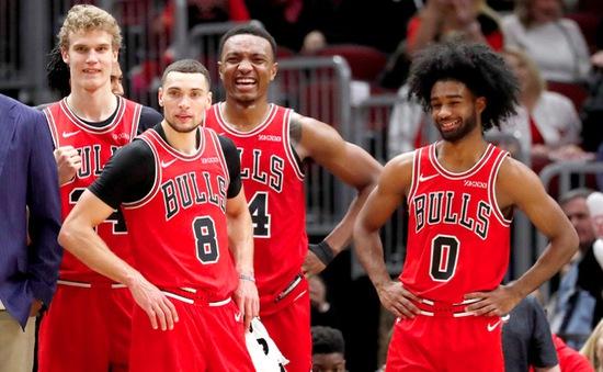 Chicago Bulls cân nhắc thay đổi ban điều hành