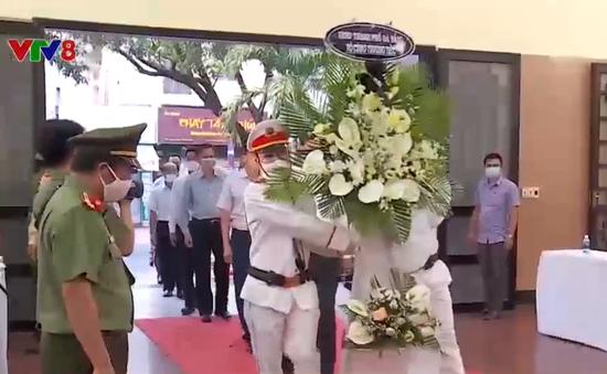 Niềm tiếc thương 2 Cán bộ - Chiến sỹ Công an hy sinh khi làm nhiệm vụ
