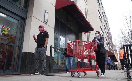 """Kinh tế Mỹ có nguy cơ rơi vào cuộc """"suy thoái tồi tệ"""" gần như năm 2008"""