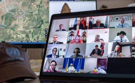 Hội đồng Bảo an LHQ thảo luận trực tuyến về tình hình Mali