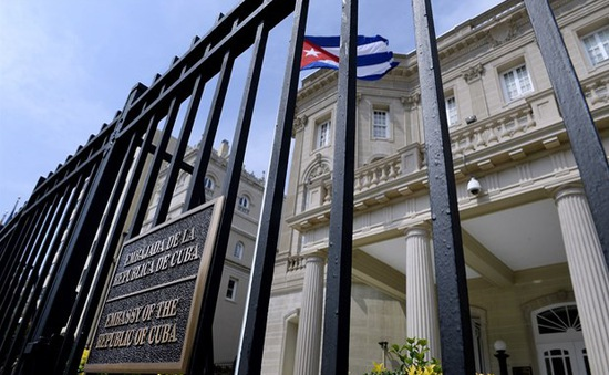 Bắt giữ đối tượng tấn công Đại sứ quán Cuba tại Mỹ