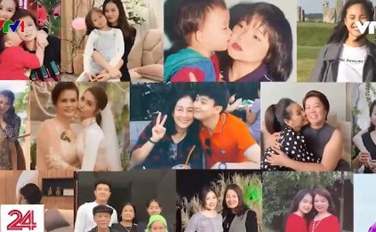 Thông điệp của những người con trong Ngày của Mẹ