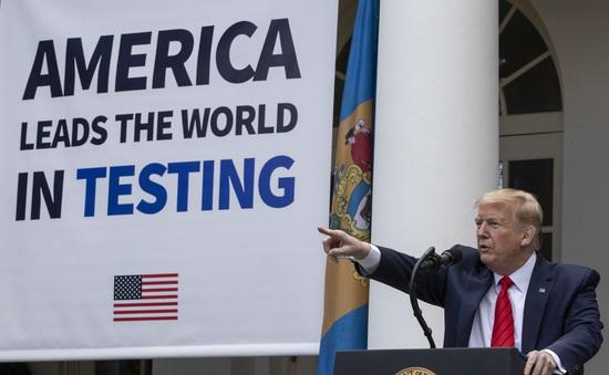 Tổng thống Trump doạ cắt đứt hoàn toàn quan hệ với Trung Quốc