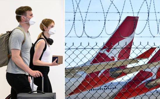 Khách nước ngoài tới Australia giảm 99% trong mùa dịch COVID-19