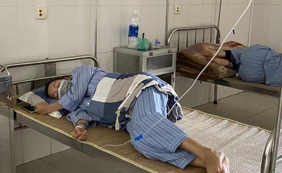 Vụ nghi ngộ độc thực phẩm tại Công ty TNHH cao su Inoue Việt Nam: Không thể làm xét nghiệm để tìm nguyên nhân
