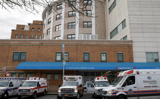 Hơn 1/3 bệnh nhân COVID-19 tại bang New York bị tổn thương thận cấp tính