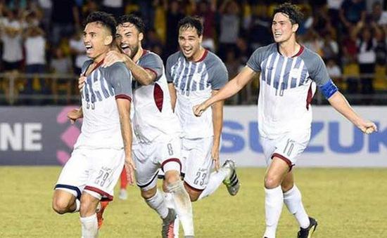 ĐT Philippines đứng trước nguy cơ không tham dự AFF Cup 2020