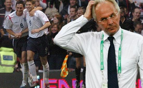 Sven Goran Eriksson thừa nhận sai lầm khi đã rời Lazio
