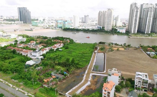 Đấu giá hơn 5.000m2 đất trong Khu đô thị mới Thủ Thiêm