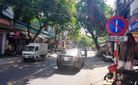 Đà Nẵng có thêm 11 tuyến đường cấm đỗ xe theo ngày chẵn, lẻ