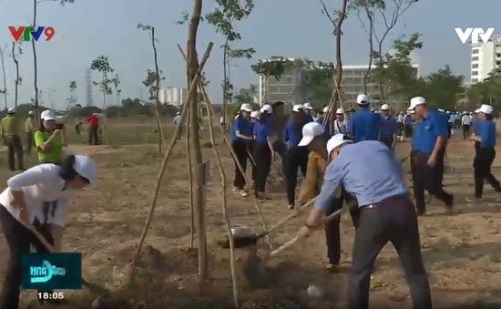 TP.HCM: Phát động Tết trồng cây nhớ ơn Bác Hồ