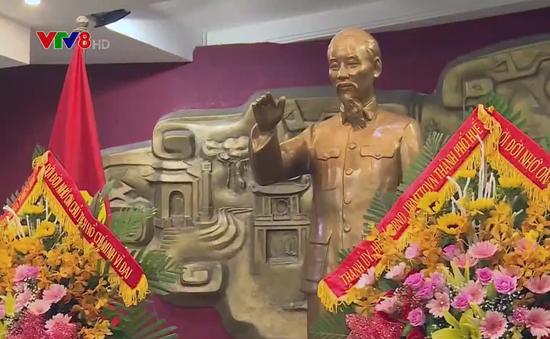 Thừa Thiên - Huế dâng hương tưởng niệm Chủ tịch Hồ Chí Minh