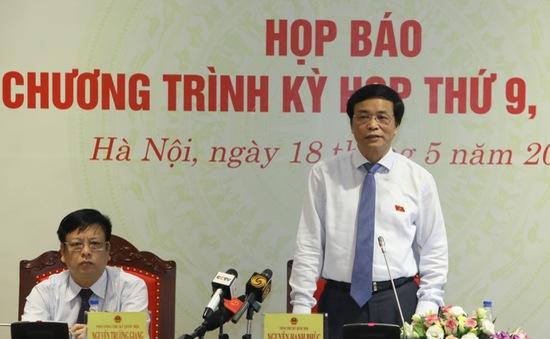 Ủy ban Thường vụ Quốc hội giao cơ quan chuyên môn nghiên cứu vụ án Hồ Duy Hải