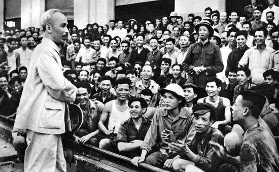 """""""Ham muốn tột bậc"""" của Chủ tịch Hồ Chí Minh - sáng ngời đạo đức và ý chí cách mạng"""