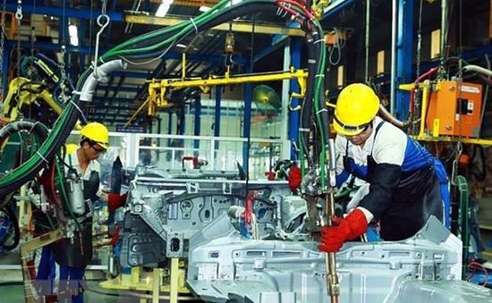 Ô tô sản xuất hoặc lắp ráp trong nước được giảm 50% lệ phí trước bạ