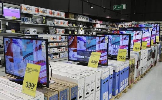 Quý I/2020, số lượng TV xuất xưởng trên toàn cầu giảm 16%