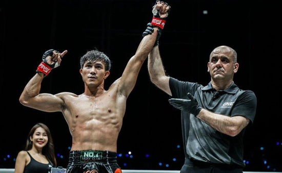 Lý do Nguyễn Trần Duy Nhất không có tên trên BXH One Championship