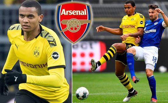 Chuyển nhượng bóng đá quốc tế ngày 21/5: Chi 25 triệu bảng, Arsenal quyết mua sao Dortmund