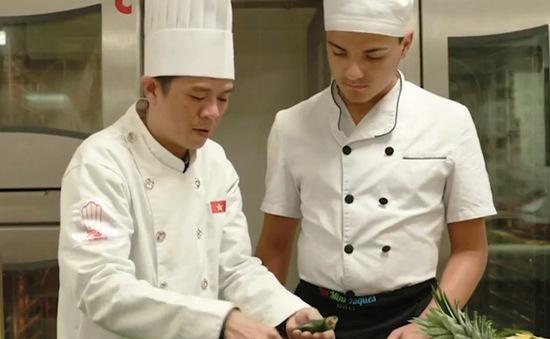 Giới thiệu ẩm thực Việt Nam tới bạn bè Pháp