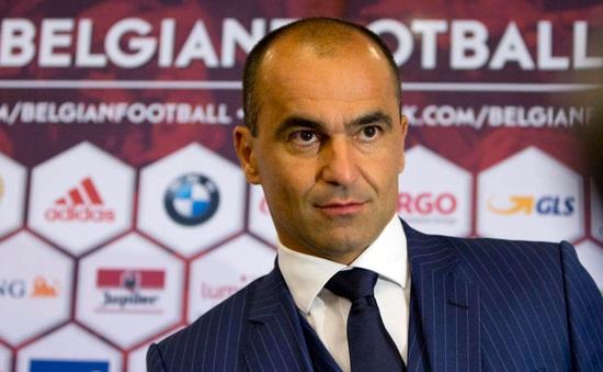 HLV Roberto Martinez chính thức gia hạn hợp đồng với ĐT Bỉ