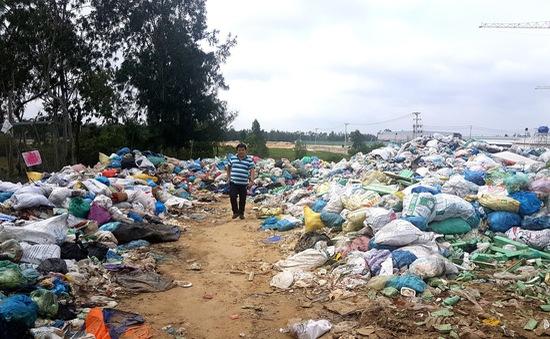Hàng loạt vấn đề ăn theo đề xuất tăng chế tài xả rác trả tiền