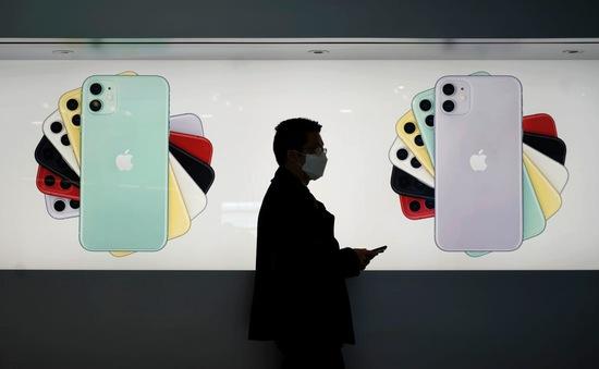 Doanh số bán iPhone tăng 160%