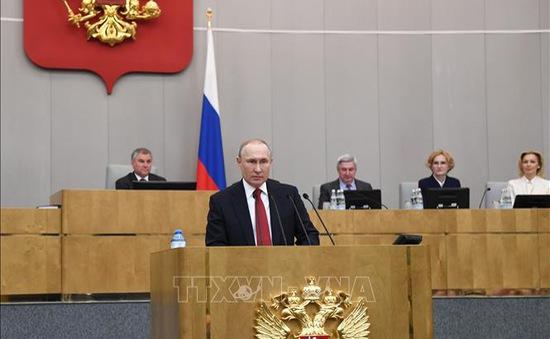 Nga thông qua luật cơ sở dữ liệu lớn về công dân