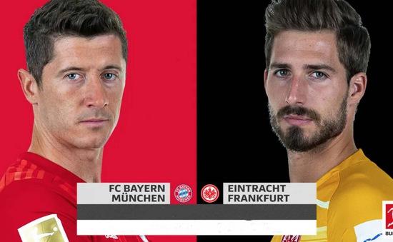 Bayern Munich vs Frankfurt (23h30 ngày 23/5): Vòng 27 Bóng đá Đức Bundesliga