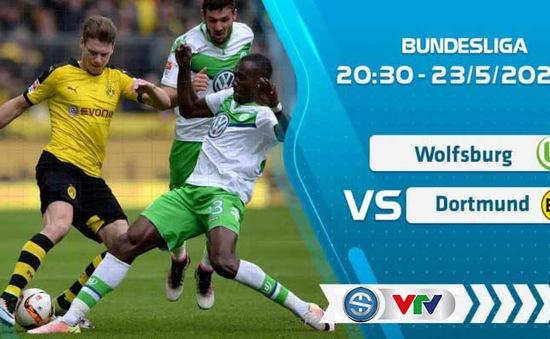 Wolfsburg - Dortmund (20h30 23/5): Vòng 27 VĐQG Đức Bundesliga
