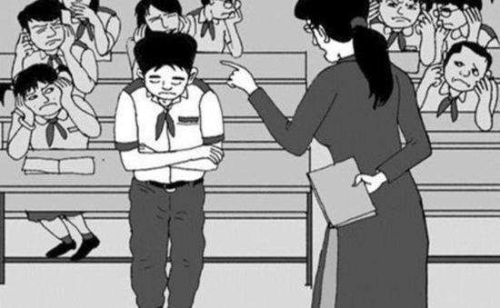 Sắp thay đổi hình thức thưởng, phạt học sinh ở trường học