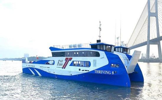 Phà biển TP.HCM - Vũng Tàu bao giờ hoạt động?
