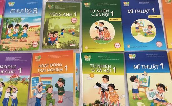 Sách giáo khoa mới sẽ thuộc danh mục Nhà nước định giá?