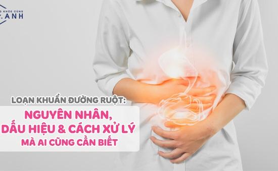 Loạn khuẩn đường ruột: Nguyên nhân, dấu hiệu và cách xử lý mà ai cũng cần biết