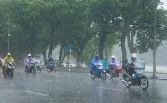 Thời tiết ngày 30/5: Hà Nội có mưa rào và dông?