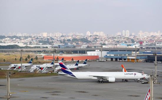 Hãng hàng không lớn nhất Mỹ Latin lỗ hơn 2 tỷ USD trong quý I do COVID-19