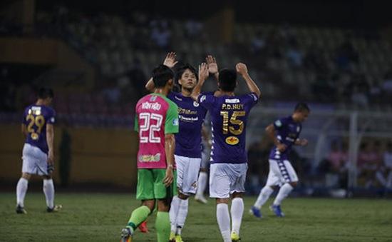 CLB Hà Nội 3-0 CLB Đồng Tháp: Chiến thắng dễ dàng của nhà ĐKVĐ