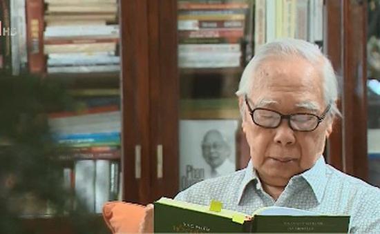 """Dấu ấn """"Đọc - Đi - Nghĩ - Viết"""" của nhà báo Phan Quang"""