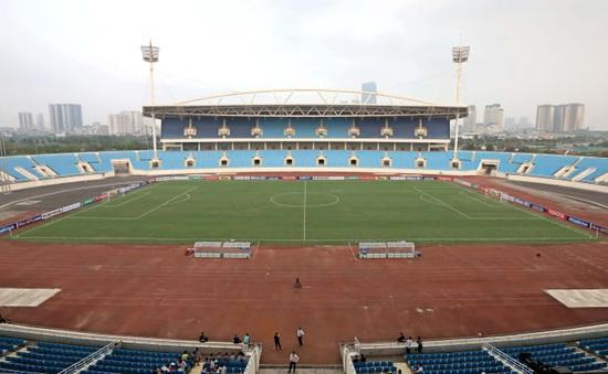 SEA Games 31: Mỹ Đình, Hàng Đẫy và Thiên Trường sẽ là các sân thi đấu chính môn bóng đá nam