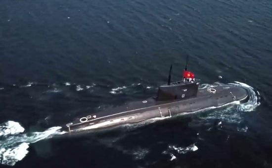 65 năm hành trình giữ biển đầy thử thách của Hải quân Việt Nam