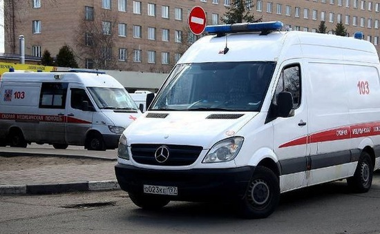 Số ca nhiễm COVID-19 tăng cao ở Nga