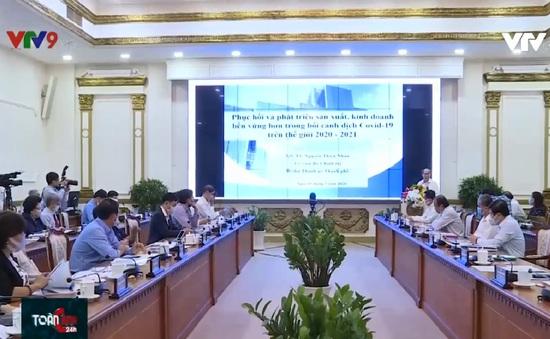 TP.HCM khôi phục, phát triển kinh tế sau dịch