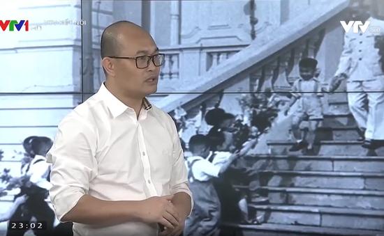 Lắng nghe những câu chuyện của Bác qua lời kể của Giáo sư Hoàng Chí Bảo