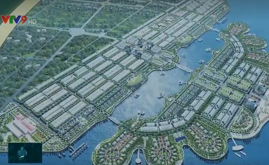Vực dậy khu đô thị ven biển lớn nhất cả nước