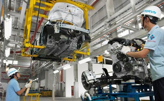 Nội địa hóa yếu, giá ô tô sản xuất trong nước cao hơn ô tô nhập