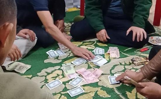 Xử lý nghiêm các đối tượng tổ chức tụ tập đánh bạc giữa mùa dịch