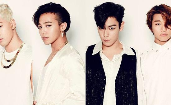 Sự kiện trở lại của nhóm Big Bang đã bị hủy